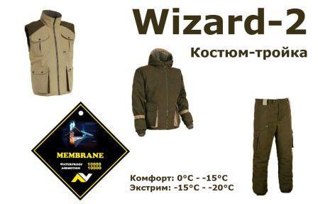 Обзор костюма Wizard-2