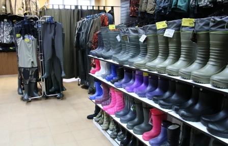Открытие склад-магазина в Клину